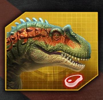 Albertosaurus Icon