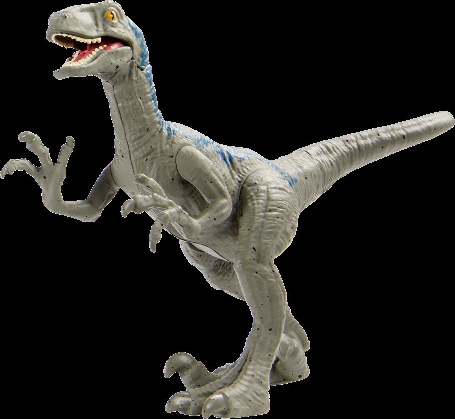 Toy photo of Camp Cretaceous Blue