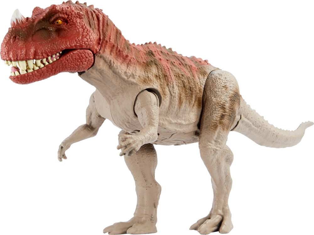Toy photo of Camp Cretaceous Certatosaurus