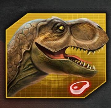 Tyrannosaurus Rex Icon
