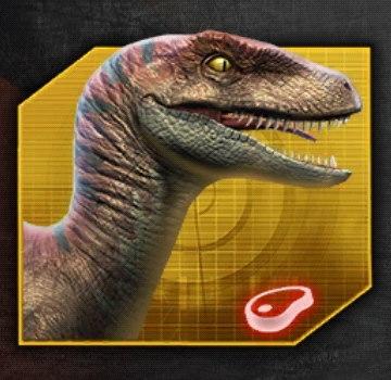 Velociraptor Icon