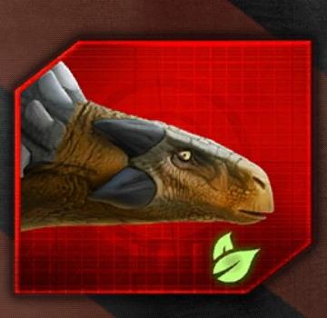 Ankylosaurus Icon