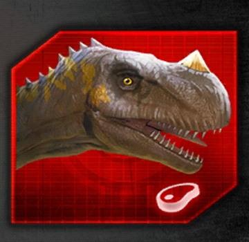 Ceratosaurus Icon