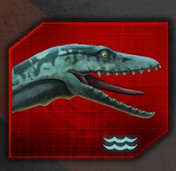 Plesiosaurus Icon