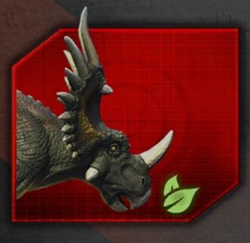 Styracosaurus Icon
