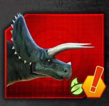 Triceratops Icon
