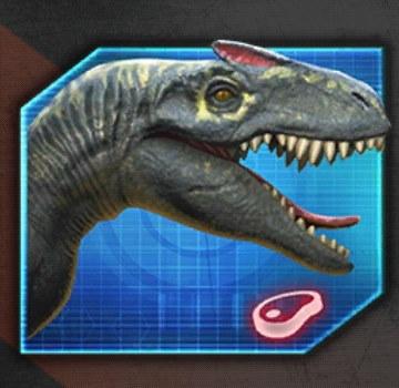 Allosaurus Icon