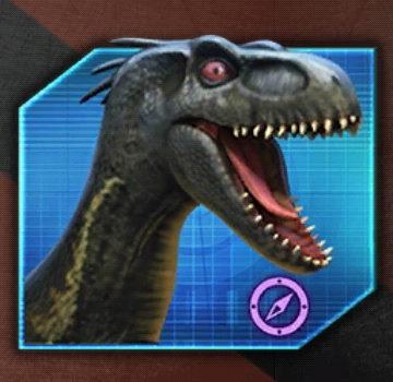 Indoraptor Icon