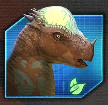 Pachycephalosaurus Icon