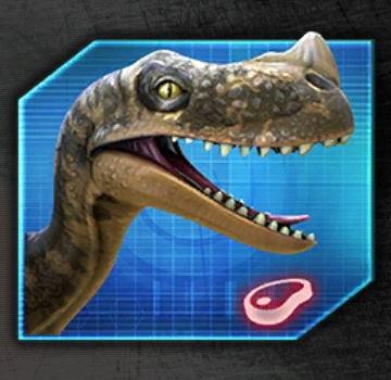 Proceratosaurus Icon