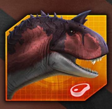 Carnotaurus Icon