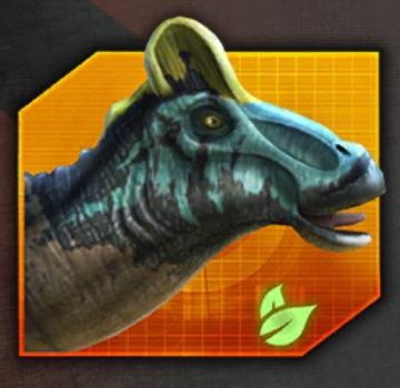 Edmontosaurus Icon