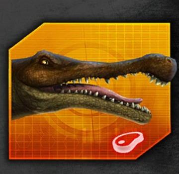 Sarcosuchus Icon