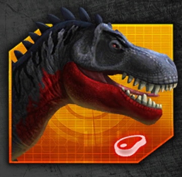 Tarbosaurus Icon